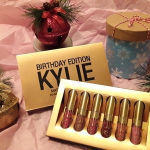 Kylie Jenner Matte Liquid Lipstick.